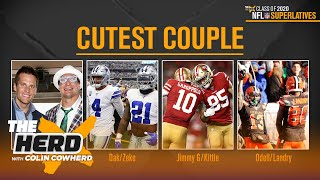 Colin Cowherd hands out his NFL superlatives | THE HERD