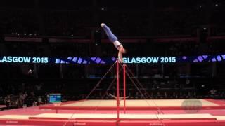 NAGORNYY Nikita (RUS) - 2015 Artistic Worlds - Qualifications Horizontal Bar