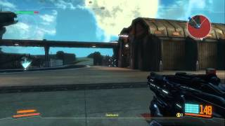 Section 8 Xbox 360 gameplay (Part 1)