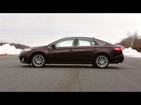 2013 Toyota Avalon first drive Consumer Reports