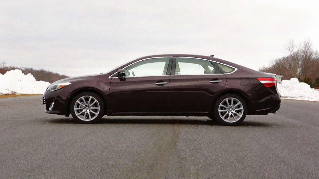 2017 Toyota Avalon First Drive Consumer Reports