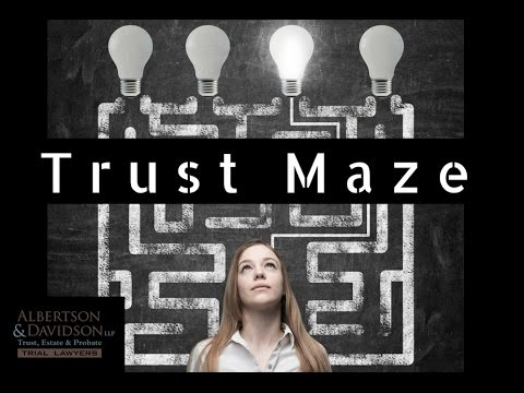 Top 10 Trust and Will Myths: Episode 7 Trusts avoid probate