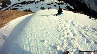 Highwood Pass Summer Skiing - June 26th