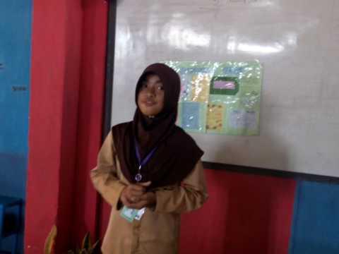 Nur Melani Aisyah's presentation @MTs YMPI Rappang