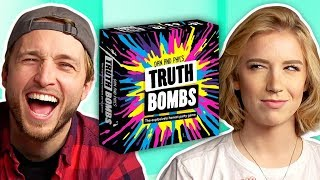 Download WE DROP TRUTH BOMBS! (Squad Vlogs) Mp3 and Videos