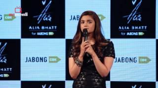 Alia Bhatt Forgot The Answer Funny | Jabong.com