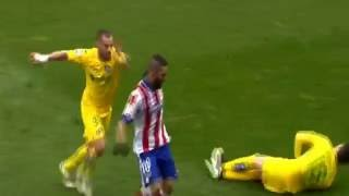 Video Gol Pertandingan Getafe vs Atletico Madrid