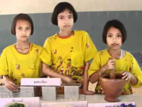 โรงเรียนบ้านไพรสวรรค์  เด็กไทยฟันสวย