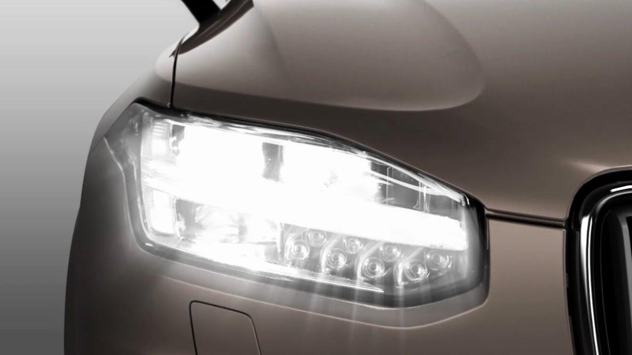New Volvo Xc90 >> 2015 Volvo XC90 - Headlamp Control - YouTube