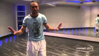 Борис Темкин - урок 9: видеоуроки клубных танцев