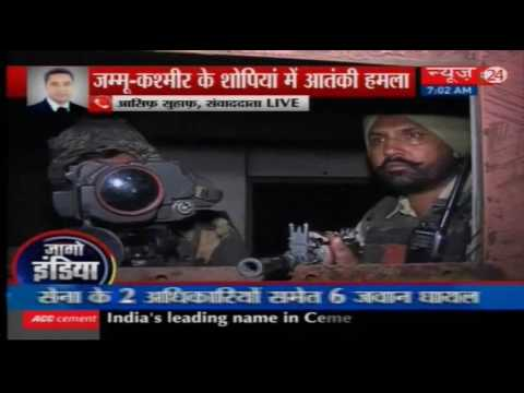 3 Soldiers Dead In Terror Attack In Jammu and Kashmir's Shopian, Woman Killed In Firing