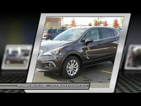 2018 Buick Envision Forest Lake Minneapolis St. Paul 18036