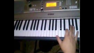 Daniel Calveti TUTORIAL EN PAZ ME ACOSTARE A PIANO