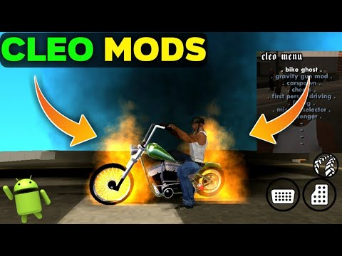 [ 2020 ] GTA SAN ANDREAS 2.0 NEW CLEO MODS FOR ANDROID.