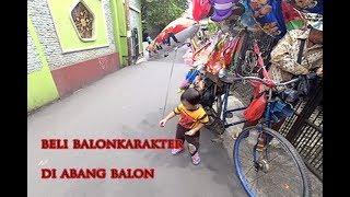 street toy : athar beli balon karakter boboiboy di abang balon