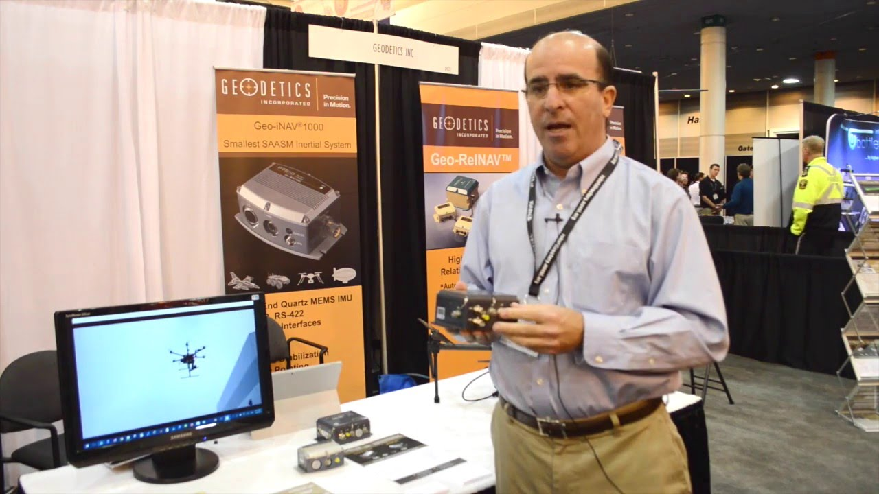 AUVSI showcases Xponential growth of UAV market - GPS World : GPS World