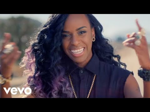 Angel Haze - Battle Cry [PARENTAL ADVISORY] ft. Sia