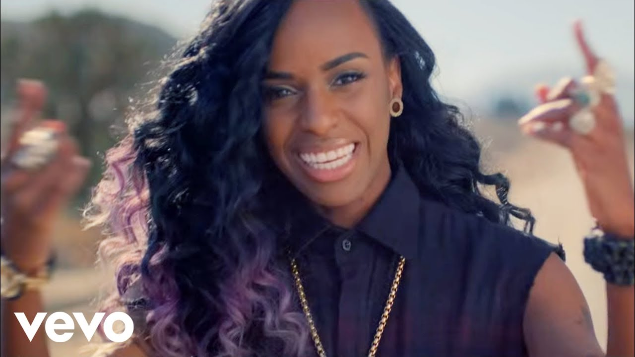 Angela Haze angel haze ft. sia - battle cry [parental advisory] (official video)