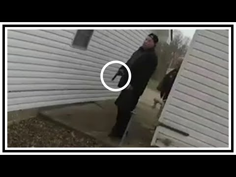 Fatal OIS Of Armed Murder Suspect (Rodney Fisher) | Body Cam | United States | 20190307