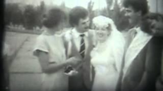 Бердянск, свадьба 80 е годы.