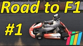 Project CARS Career Mode Part 1: Go Karts! (Road to Formula One)