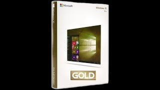 Windows 10 1803 Gold Edition - Feel the gold