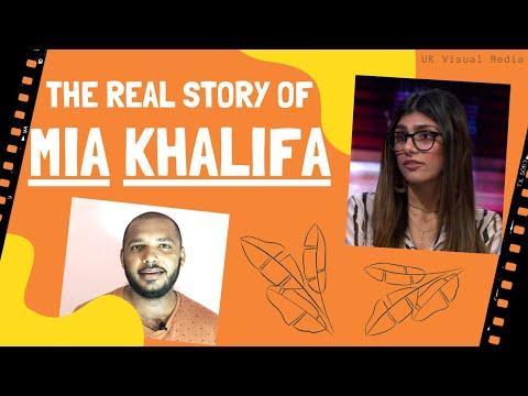The Real Life Story of Mia Khalifa | മിയ ഖലീഫയുടെ ജീവിത കഥ | UK Visual Media