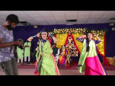 Touhid & Urmi holud dance part