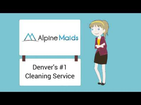 video:Alpine Maids House Cleaning Denver