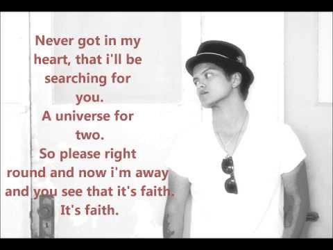Gold 1 Feat. Bruno Mars & Jaeson Ma - This is my love lyrics