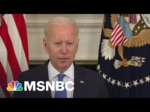 Biden Announces Program To Give 'Direct Relief' To Restaurants Impacted By The Covid Pandemic