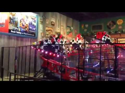 Share Of Freehold >> iPlay America NEW Freedom Rider Spinning Coaster! - YouTube