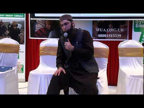 Junaid Jamshed Live at Memon Centre Leicester