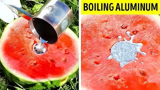 43 STUNNING VIRAL EXPERIMENTS that seem like you'll want to repeat them