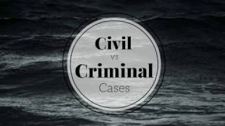 Gambar cover Civil Cases vs Criminal Cases