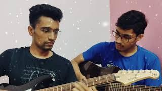 Suraj Hua Maddham|Humnava Mere|Electric-Accoustic Instrumental Cover|Sonu Nigam|Jubin Nautiyal|K3G