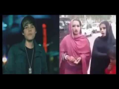 Phir se Game utha dain 'Justin Girls' Made song For Cricket World cup 2015