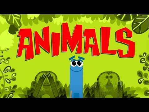 """""""Animals"""" - StoryBots Super Songs Episode 7"""