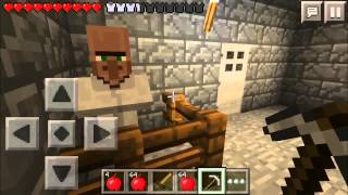 escape the prison adventure map minecraft pocket edition download