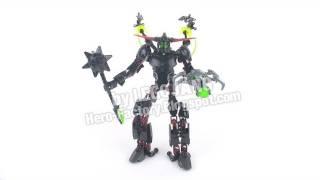 LEGO Hero Factory review: Black Phantom [Breakout]