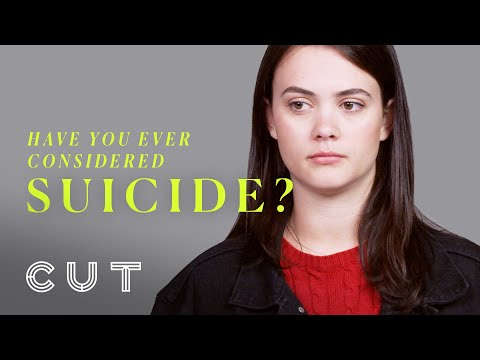We asked 100 people if they've ever considered suicide   Keep It 100   Cut