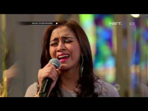 Nina Zatulini - Janji Di Atas Ingkar (Yovie & Nuno Feat. Audy Cover) (Live at Music Everywhere) **
