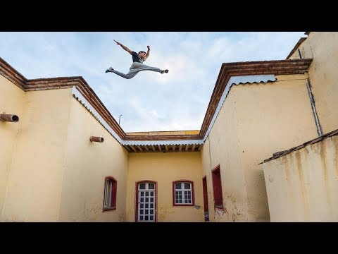 The Most Craziest Parkour Jump Ever Done In History