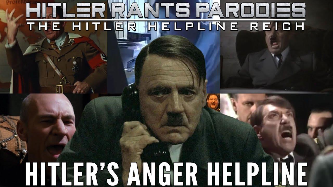Hitler's Anger Helpline