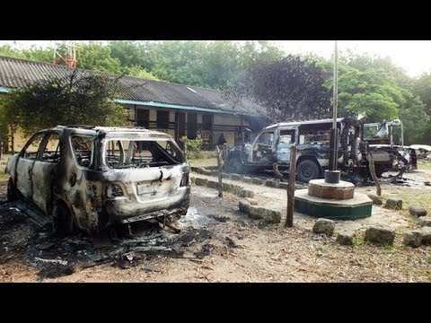 Kenya attack Mpeketoni near Lamu hit by al Shabab raid