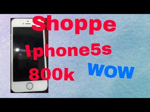 Lần Đầu Mua Iphone5s 800k Trên Shoppe, Lazada Và Cái Kết..