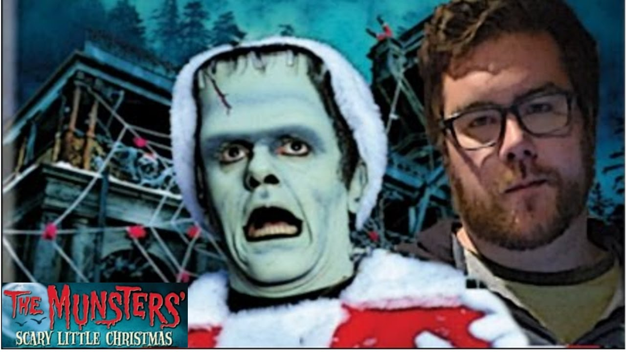 The Munsters' Scary Little Christmas(1996) - An Apathetic Review ...