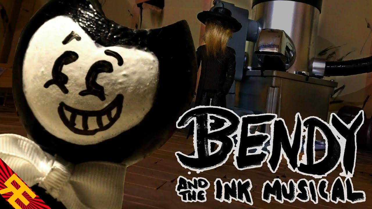 Random Encounters Bendy And The Ink Musical Genius