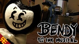 bendy and the ink machine downward fall part 1