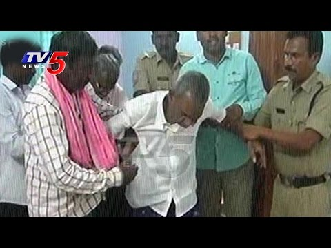 Man Arrested For Cheating Retired Employee | Khammam | TV5 News